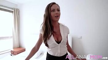 Negotiation - Tina Kay - FULL SCENE on http://ALLAnalMOM.com
