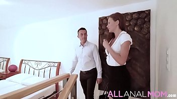 Negotiation - Tina Kay - FULL SCENE on http://ALLAnalMOM.com