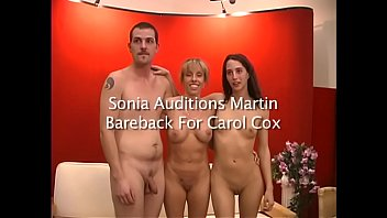 Sonia Sux Auditions A New Young Guy For Carol Cox