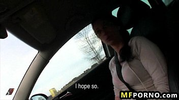 Innocente adolescente scopata in macchina Lucias 1