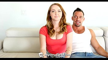 Anal preparation sex Myveryfirsttime - redhead leigh rose gets ready for first anal with facial