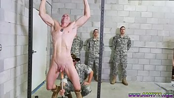 Army gay movie first time Good Anal Training