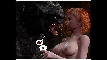 Spanking comic xxx 3d comic: dragon rider. episodes 2-3