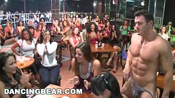Dancing Bear - Cfnm Party - Around The World In 100 Mouths