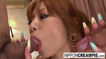 Anal nippon free gallery Sweet asian babe has a threesome in her jeans