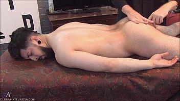 Fit Adrian returns for prostate stimulation pornhub video
