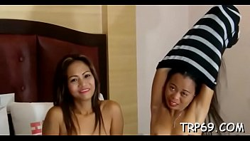 Voluptuous thai wife favors a relaxed dude with a face gap job
