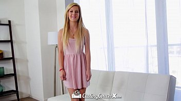 X and amateur Castingcouch-x - beautiful bella rose takes a facial from the casting agent