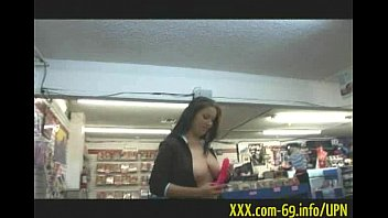 Ultimate Public Nudity - Nude At Adult Book Store