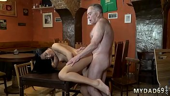Helping daddy Can you trust your girlpal leaving her alone with your