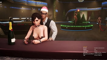 Anal on the Bar / Sunbay City - Open World Adult 3D game