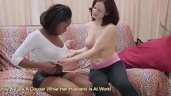 Ashley & Janessa Jordan Have Some Interratial Lesbian Strapon Sex Vorschaubild