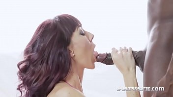 Milf Sofia Star Has Her First Interracial... Image