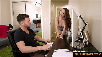 brother tests sisters massage skills
