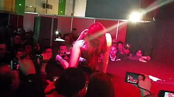 Manon strip tease Manon martin show live hot eropolis 2015