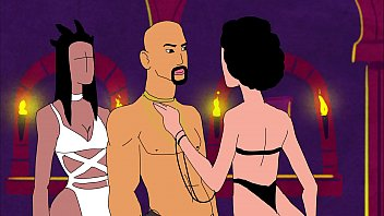 """Animated Erotica """"Poly Sutra"""" King Noire feat. Kendal Good porno izle"""