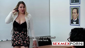 Www.sexmexporn.com Horny Mexican Teacher Fucks Her Students Loreesexlove Pamela Rios Porn Latinas Milfs Slutty Teachers Young Guy With Boner Fucks His Teacher