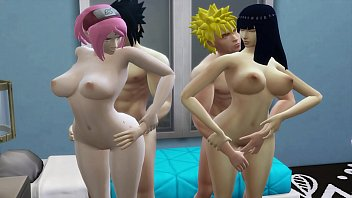 Photos of naruto and sakura having sex Hinata y sakura anal folladas juntas por sus maridos naruto hentai sexo en familia