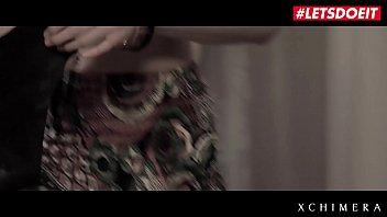 LETSDOEIT - #Anie Darling - Femdom Czech Erotica BDSM Play With Passionate Lover