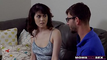 MomsTeachSex - StepSiblings Practice Fucking With StepMom S8:E2 - 69VClub.Com