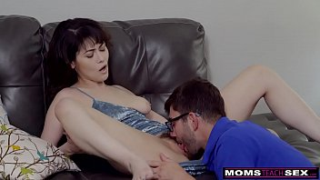 MomsTeachSex - StepSiblings Practice Fucking With StepMom S8:E2 Image