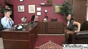 (lisa ann) Office Girl With Big Melon Tits Enjoy Hard Sex In Office mov-25 preview image
