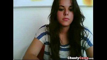 Free masturbation webcam chat rooms Cute teen masturbating - chestycams.com