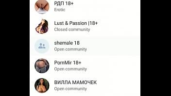 Xem Porn trên vk.com
