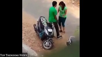 Hot new indian bhabhi enjoying with ex boyfriend