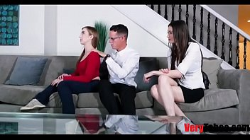 Witnessed masturbation therapy - Unconventional family therapy- dad daughter