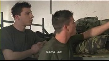 Hot gay military porn