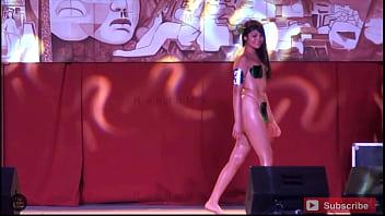 Hot Half Naked Home Girls