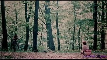 Girl pissing in wood - Celebskin.pw