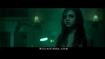 Full frontal boob Young india eisley full frontal nude in look away