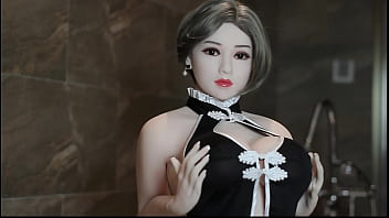 Russian adult character dolls - Esdoll 158cm sex love doll silicone adult doll