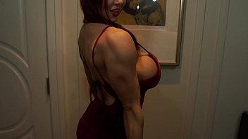 How to bigger boobs The secret to my strength - muscle domination succubus roleplay