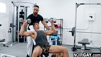 Gay lawyer fucks client Bbc gym instructor fucks his white gay customer