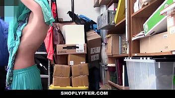 Shoplyfter- Hot Muslim Teen Caught & Harassed thumbnail