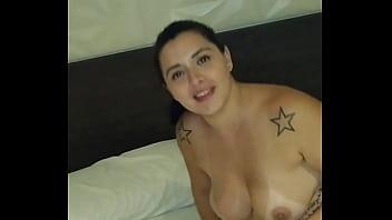 Monica Lima sucking the dick nigga stick.