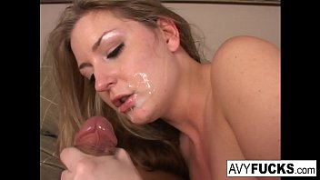 Avy Scott invites her boy toy over for a little joy of her own