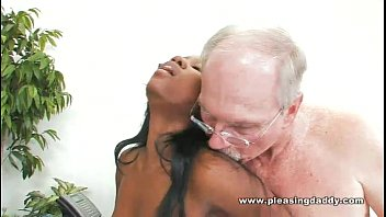Old black mans cock cheshire - Sexy black student fucks horny old dean