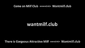 Amateur milf fully satisfied to bbc hard fuck on WantMilf.club