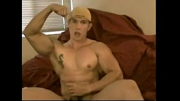 Muscle prince and toy