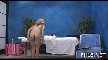 These three beauties fucked hard by their massage therapist after getting a soothing rubdown