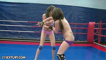 NudeFightClub presents Connie vs Karen