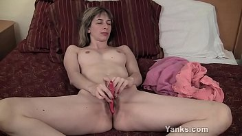 Small Jugged Amateur Alice Toying Her Pussy