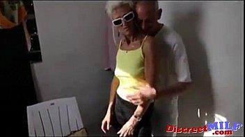 Thin bottom peit video - Skinny mature slut gangbanged