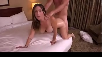 Amateur mom first adult video