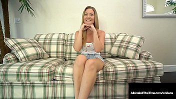 Anal Pounded Addison Lee Gets Gaped, Rimmed & Creampied!