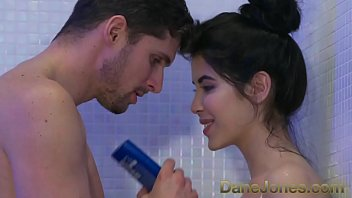 Sexy lady stickers - Dane jones teen gives sloppy blowjob in shower and rides cowgirl to orgasm